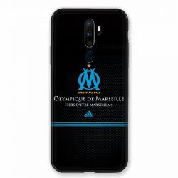 Coque pour Oppo A9 (2020) Olympique Marseille OM Fier etre Marseillais