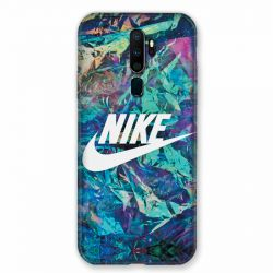 Coque pour Oppo A9 (2020) Nike Turquoise