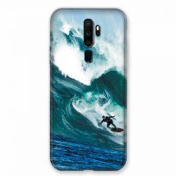 Coque pour Oppo A9 (2020) Surf Vague