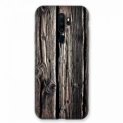 Coque pour Oppo A9 (2020) Texture Bois