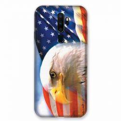 Coque pour Oppo A9 (2020) Amerique USA Aigle