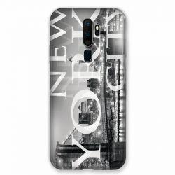 Coque pour Oppo A9 (2020) Amerique USA New York