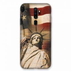 Coque pour Oppo A9 (2020) Amerique USA Statue liberté