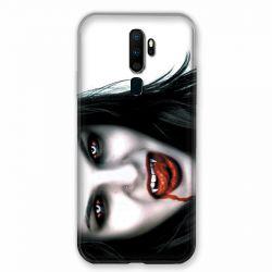 Coque pour Oppo A9 (2020) Vampire Blanc