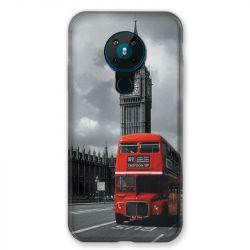 Coque pour Nokia Nokia 5.3 Angleterre London Bus