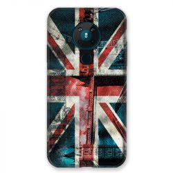 Coque pour Nokia Nokia 5.3 Angleterre UK Jean's