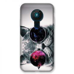 Coque pour Nokia Nokia 5.3 Chat Fashion