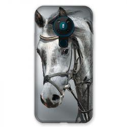 Coque pour Nokia Nokia 5.3 Cheval Blanc