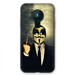 Coque pour Nokia Nokia 5.3 Anonymous Doigt