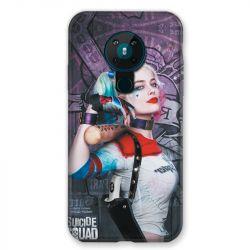 Coque pour Nokia Nokia 5.3 Harley Quinn Batte