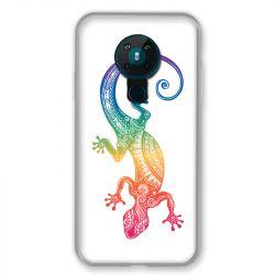 Coque pour Nokia Nokia 5.3 Animaux Maori Salamandre Color