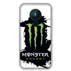Coque pour Nokia Nokia 5.3 Monster Energy Tache