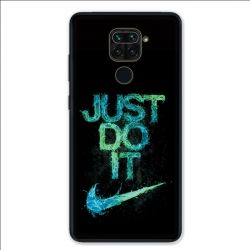 Coque pour Xiaomi Redmi Note 9 - Nike Just do it