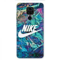 Coque pour Xiaomi Redmi Note 9 - Nike Turquoise