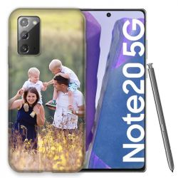 Coque pour Samsung galaxy Note 20 personnalisee