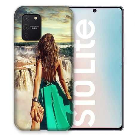 Coque pour Samsung galaxy S10 Litepersonnalisee