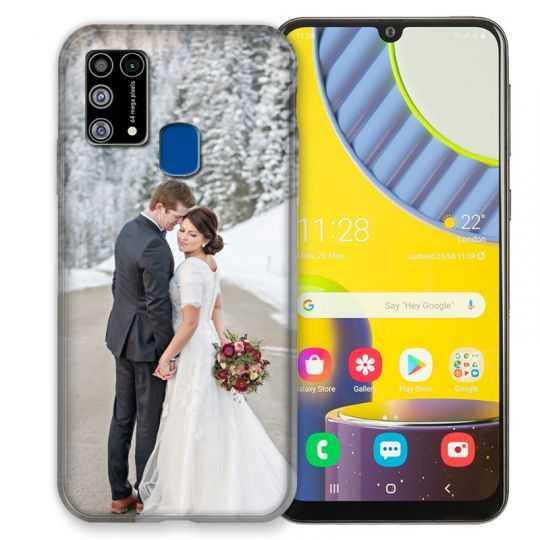 Coque pour Samsung Galaxy M31 Personnalisee