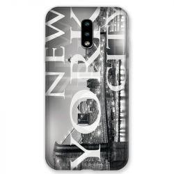 Coque pour Nokia 2.3 Amerique USA New York