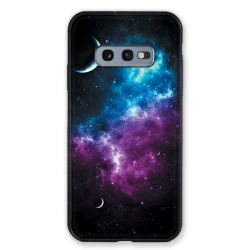 Coque pour Samsung Galaxy S10e Espace Univers Galaxie