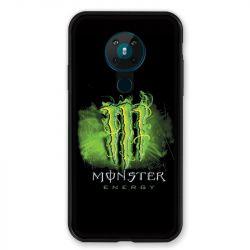 Coque pour Nokia Nokia 5.3 Monster Energy Vert