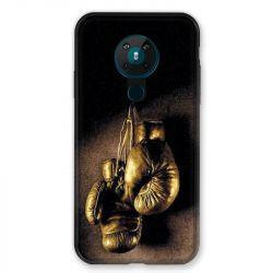 Coque pour Nokia Nokia 5.3 Boxe Gant Vintage