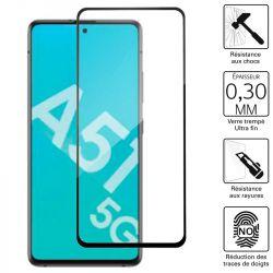 Vitre protection / Verre trempé 3D incurvé Samsung Galaxy A51 4G