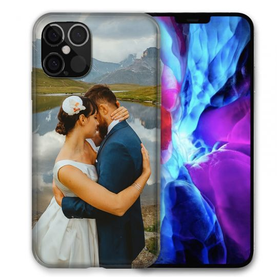 Coque pour Iphone 12 / 12 Pro (6,1) Personnalisee