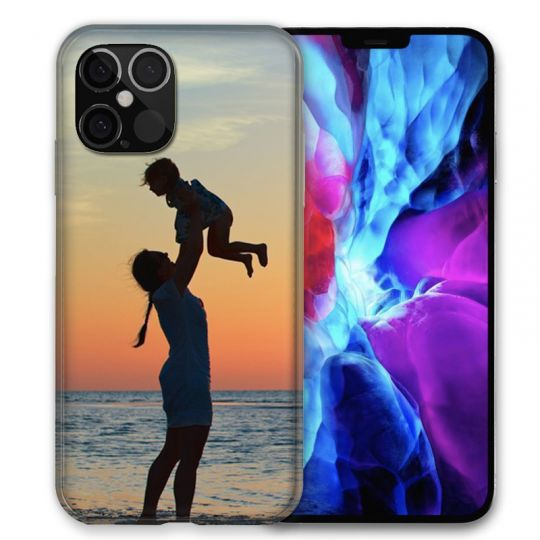 Coque Pour Iphone 12 Pro Max (6.7) Personnalisee
