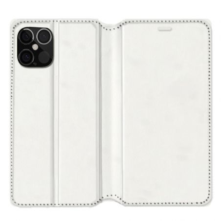 Housse Cuir Portefeuille Pour Iphone 12 Pro Max (6.7) Personnalisee
