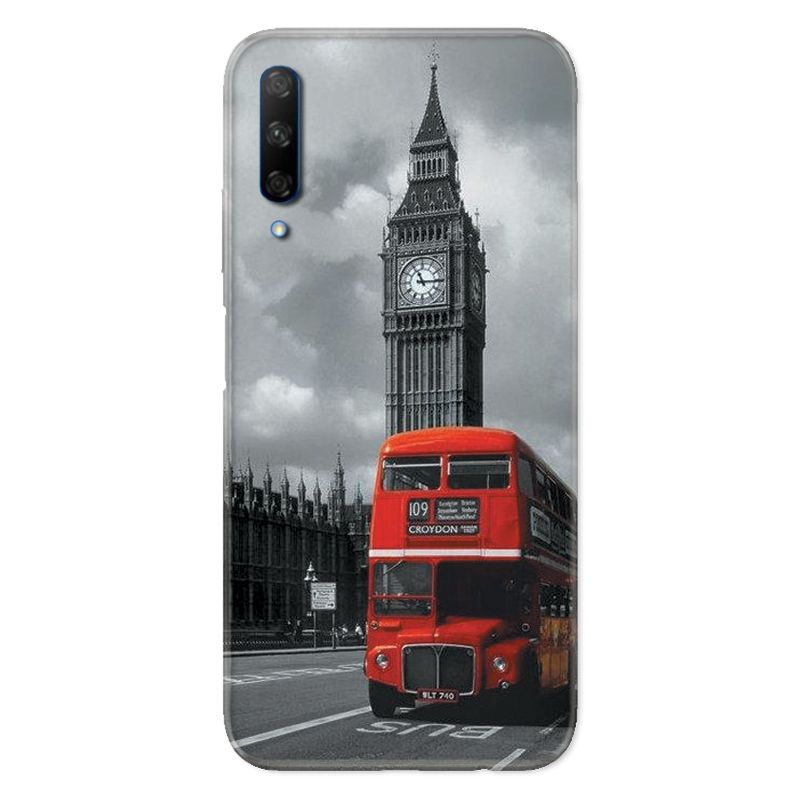 Coque pour Huawei Honor 9X Angleterre London Bus