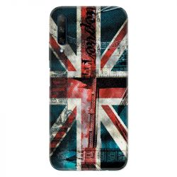 Coque pour Huawei Honor 9X Angleterre UK Jean's