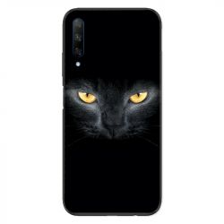 Coque pour Huawei Honor 9X Chat Noir