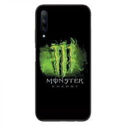 Coque pour Huawei Honor 9X Monster Energy Vert