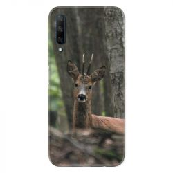 Coque pour Huawei Honor 9X chasse chevreuil Bois