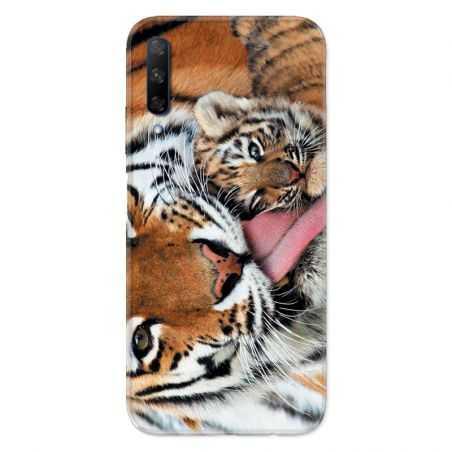 Coque pour Huawei Honor 9X bebe tigre
