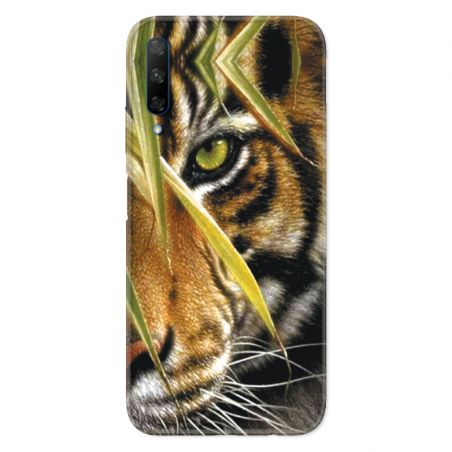 Coque pour Huawei Honor 9X oeil tigre