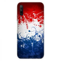 Coque pour Huawei Honor 9X France Eclaboussure