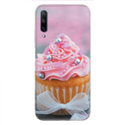 Coque pour Huawei Honor 9X Cupcake