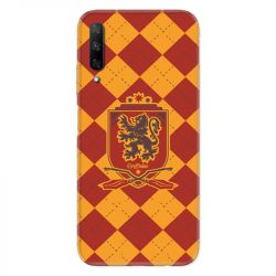 Coque pour Huawei Honor 9X WB License harry potter ecole Griffindor