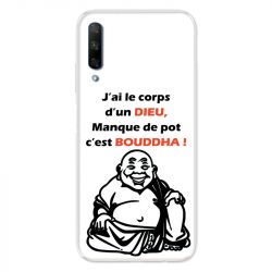 Coque pour Huawei Honor 9X Humour Bouddha