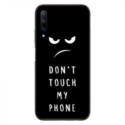 Coque pour Huawei Honor 9X Humour don't touch