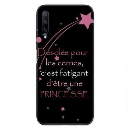 Coque pour Huawei Honor 9X Humour princesse