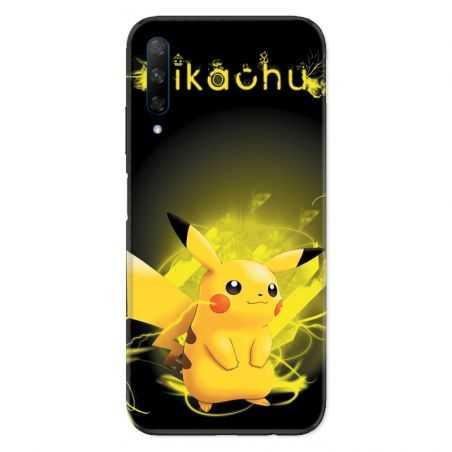 Coque pour Huawei Honor 9X Pokemon Pikachu eclair