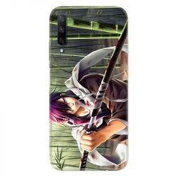 Coque pour Huawei Honor 9X Manga bambou