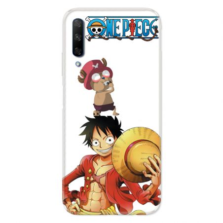 Coque pour Huawei Honor 9X Manga One Piece Chopper