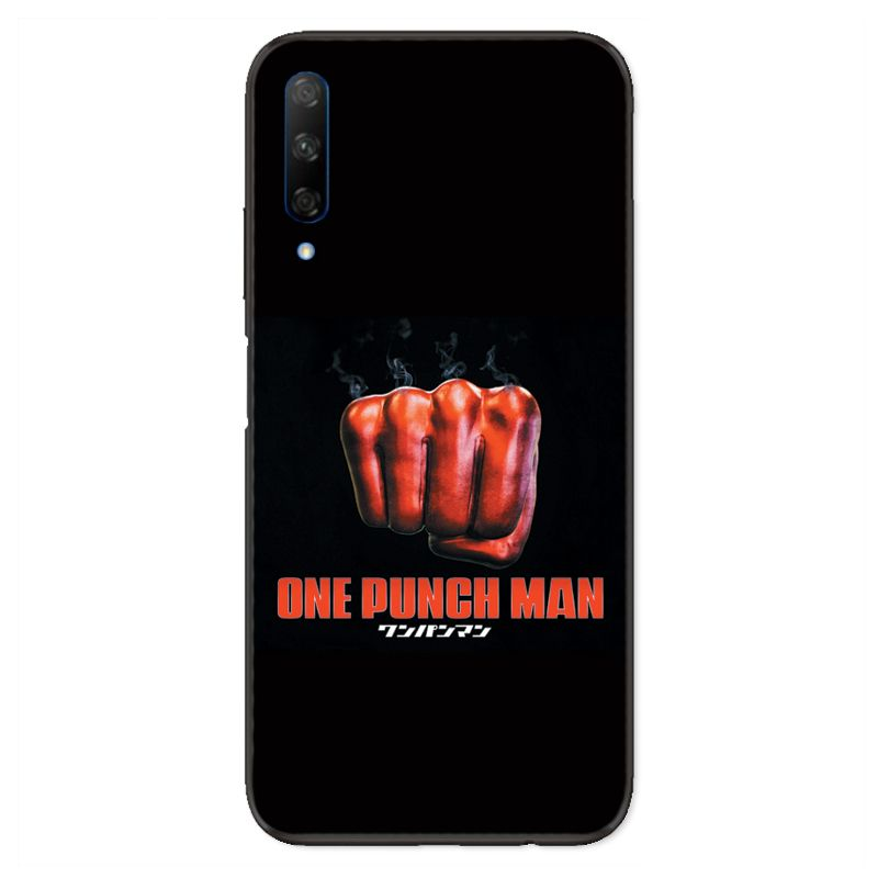 Coque pour Huawei Honor 9X Manga One Punch Man poing