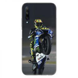 Coque pour Huawei Honor 9X Moto Wheeling