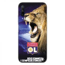 Coque pour Huawei Honor 9X Licence Olympique Lyonnais - Rage de vaincre