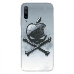 Coque pour Huawei Honor 9X Pomme Tete mort