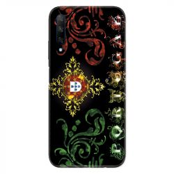 Coque pour Huawei Honor 9X Portugal Arabesque